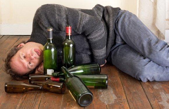 Алкогольная зависимость в хронической стадии