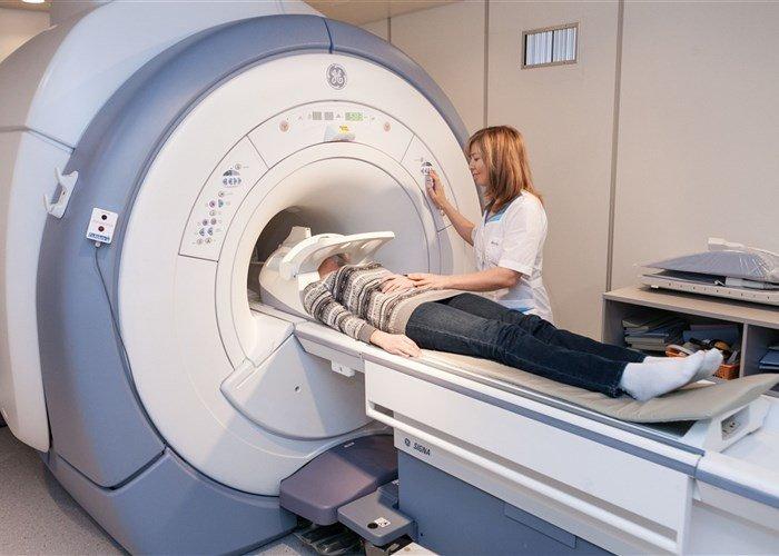 Магнитно – резонансная ангиография