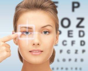 Снижается зрение
