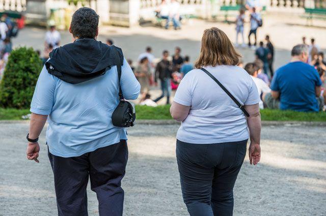 риск возникновения ожирения