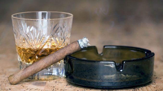 Алкоголизм и курение