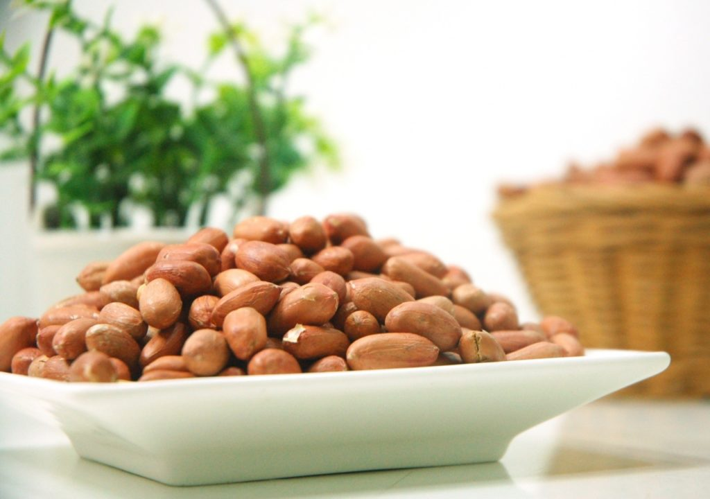 Арахис и холестерин