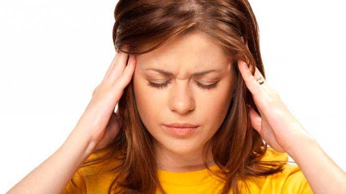 Болезненность в голове и ее кружение