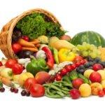 Ешьте овощи и фрукты