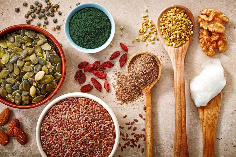 Продукты, в каких содержатся фитостеролы