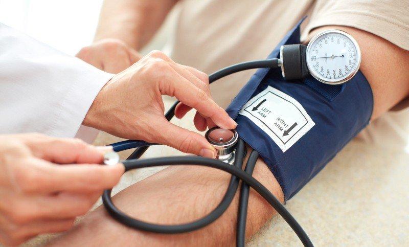 Коррекция артериального давления