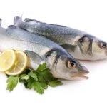 Морская жирная рыба