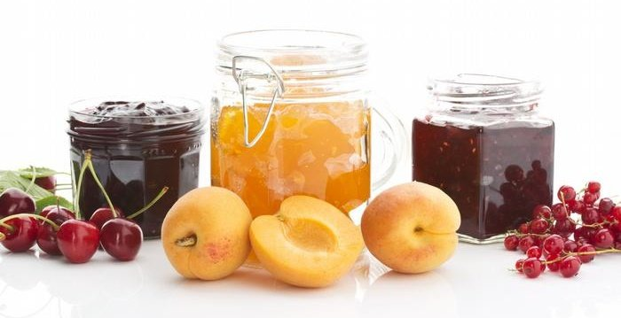 Мёд, джемы варенье