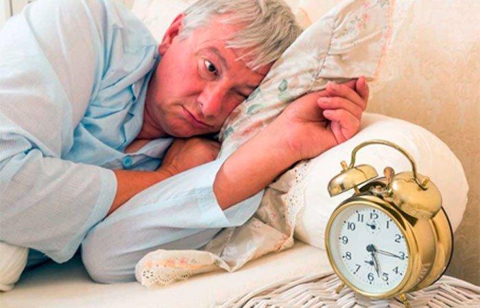 Нарушение сна - бессонница