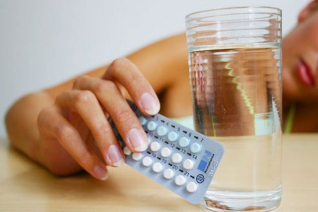 Прием контрацептивов долгое время