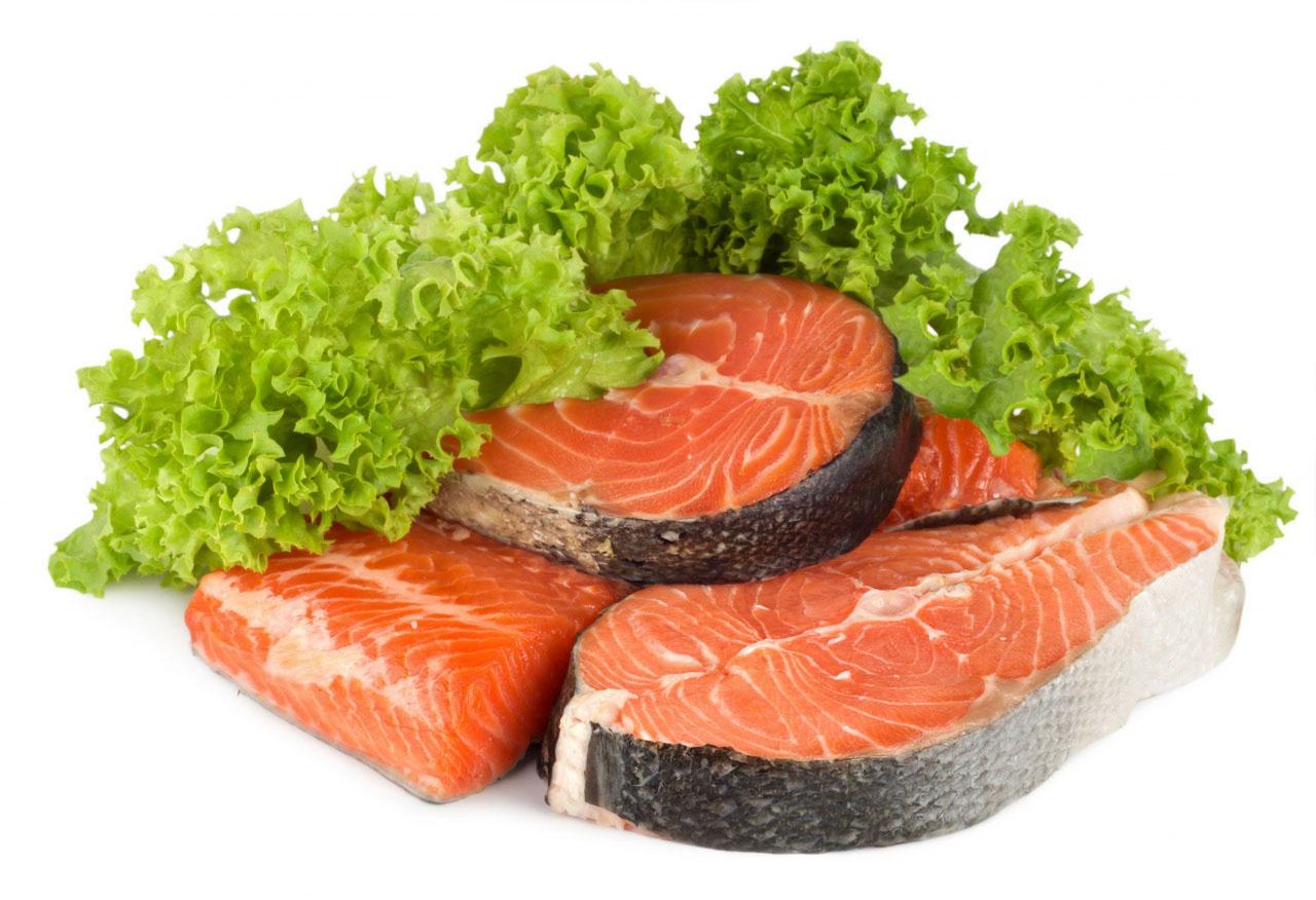 Рыба — диетический продукт
