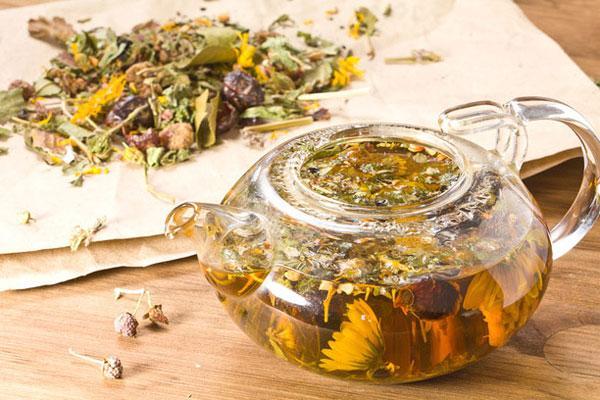 Сборный травяной чай
