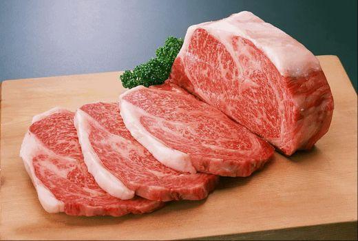 Содержание холестерина в различных сортах мяса