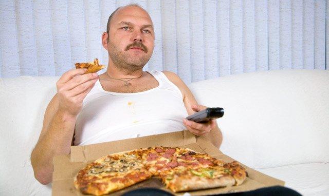Если у пациента развивается патология ожирение