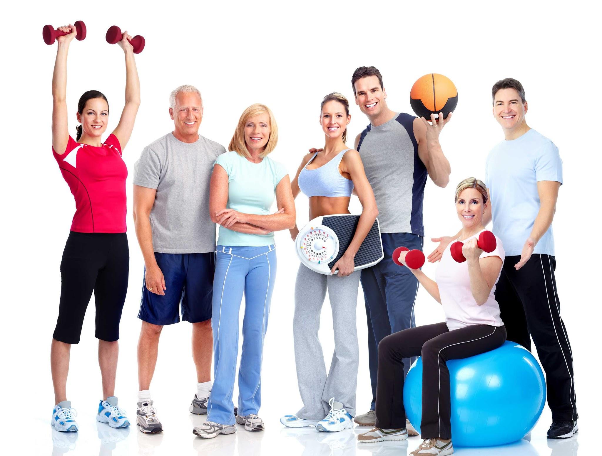 физкультура против холестерина