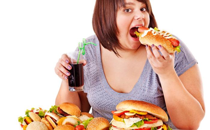 Причина накопления жира в организме
