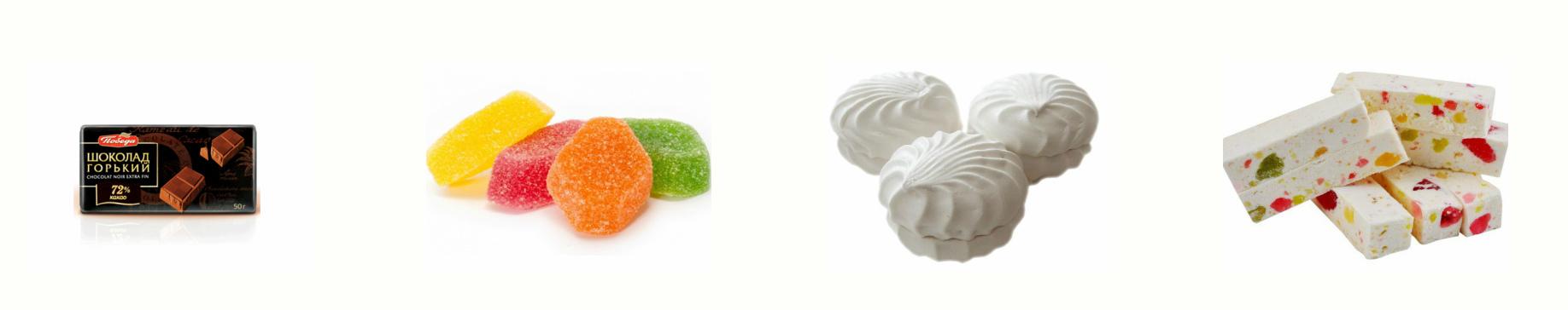 Полезные вкусности от холестерина