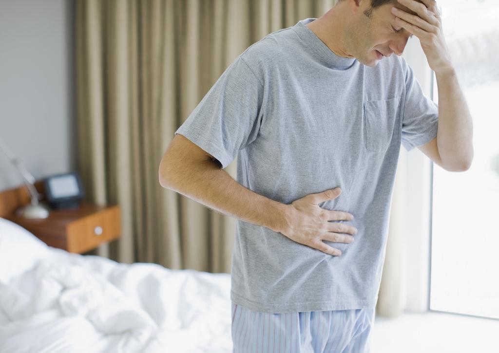 Недостаточность печеночного органа