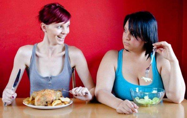 Ожирение - это не только изменение массы тела, но и нарастание подкожного жира.