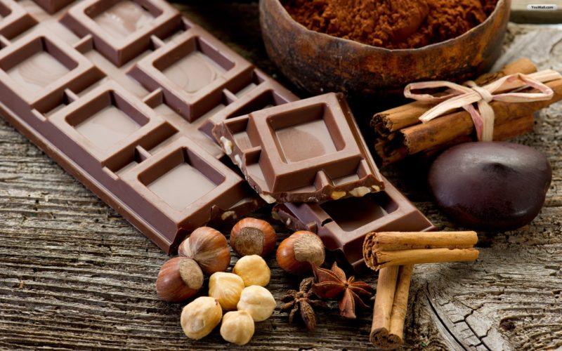 В шоколаде содержатся трансжиры