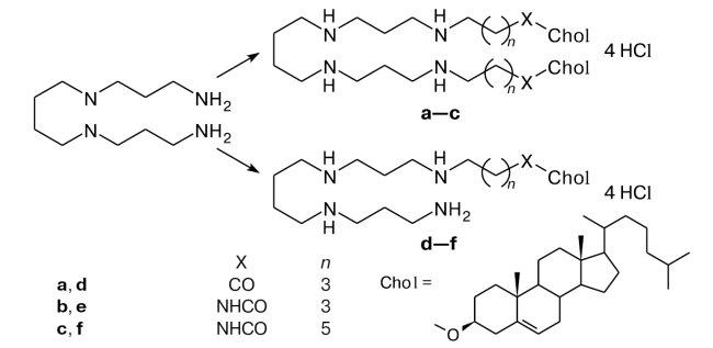 синтез холестерина