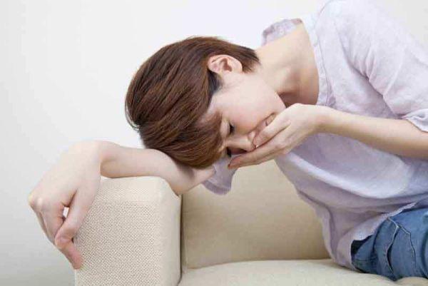 Тошнота с утра - первая степень гепатоза