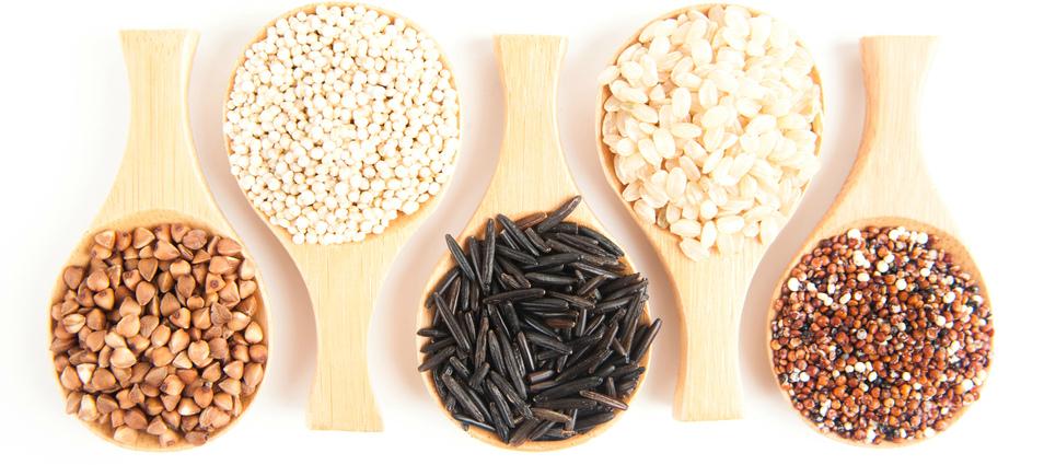 зерна и орехи