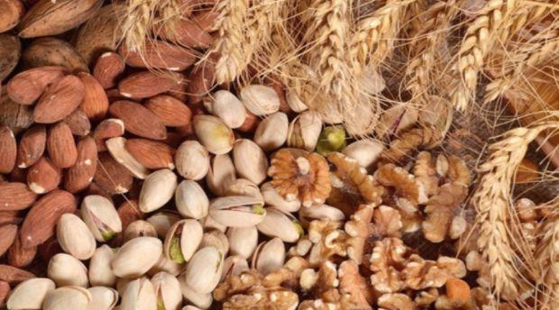 Злаки и орехи