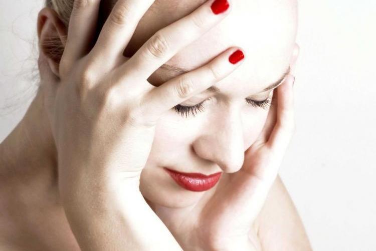 Болезненность головы разной интенсивности