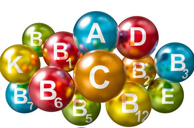 Ореховые ядра имеют сбалансированный витаминный комплекс